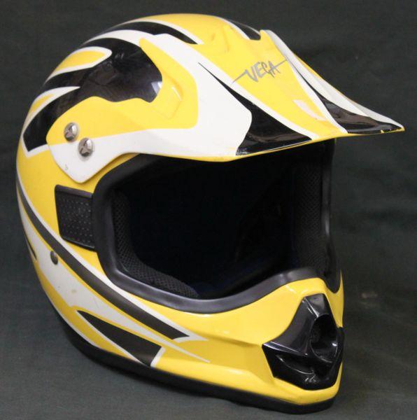 VegaDirt Motocross/ Bike Helmet Size XXL