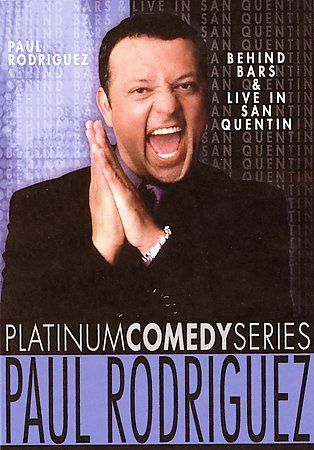 Platinum Comedy Series - Paul Rodriguez - Live in San Quentin (DVD, 2007)