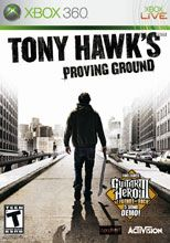 Tony Hawks Proving Ground (Xbox 360)