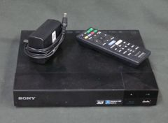 Sony BDP-S5500 1080P 3D Blu-Ray and DVD Player with Built in Wi-Fi, Netflix, and Internet Apps