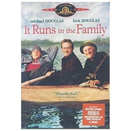 It Runs in the Family (DVD, 2003)