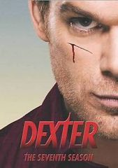 Dexter: The Seventh Season (DVD, 2013, 4-Disc Set)
