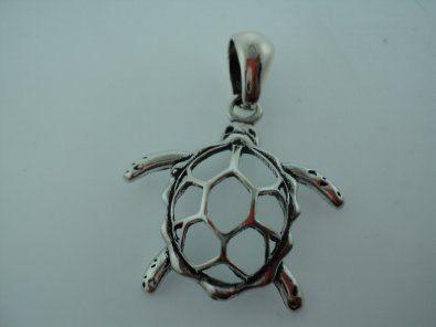 Sea Turtle Pendant (JC-957)