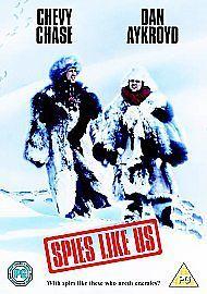 Spies Like Us (DVD, 2006)