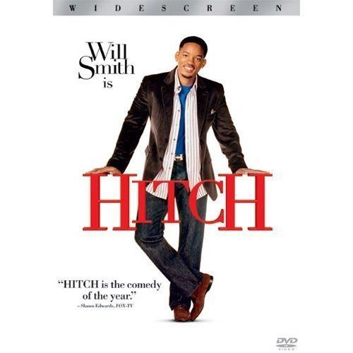 Hitch (DVD, 2005, Widescreen)