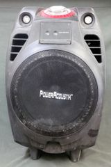 "Power Acoustik PPA-1000L 10"" Subwoofer and Bluetooth Speaker"