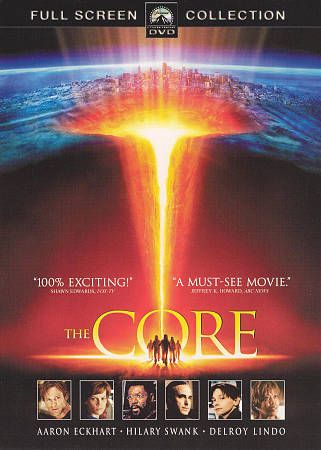 The Core (DVD, 2003)