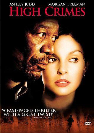 High Crimes (DVD, 2005)