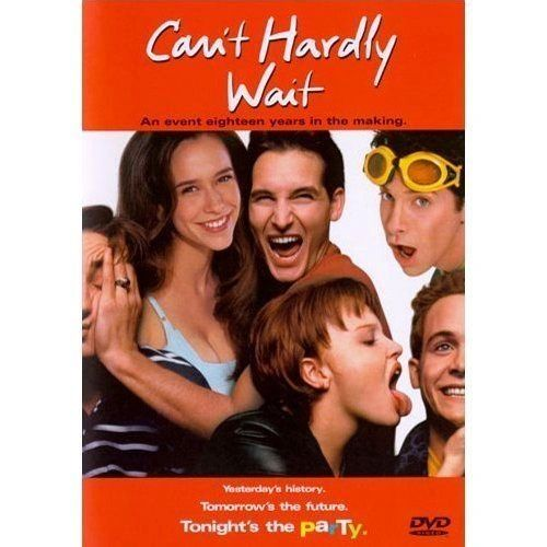 Can't Hardly Wait (DVD, 1998)