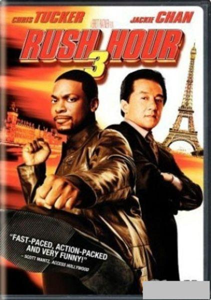Rush Hour 3 (DVD, 2007)