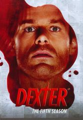 Dexter - The Complete Fifth Season (DVD, 2008, 4-Disc Set)