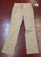 Planet Motherhood Women's Beige Casual Pants Size Medium (8/10)