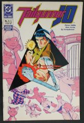 Tailgunner Jo #2 Oct 1988 DC Comic Book The Only Dance There Is Peter B. Gillis