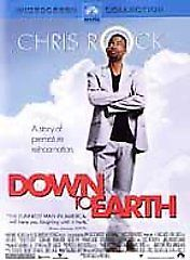 Down to Earth (DVD, 2001, Widescreen Collection)