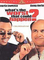 What's The Worst That Could Happen? (Comedy; DVD, 2002, Special Edition)