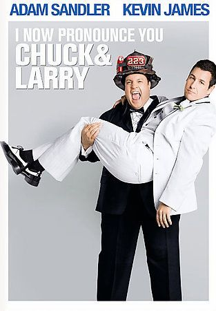 I Now Pronounce You Chuck And Larry (DVD, 2007, Widescreen, Bilingual, Canadian)