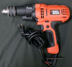 "Black & Decker DR560 7.0-Amp 1/2"" Corded Drill/Driver"