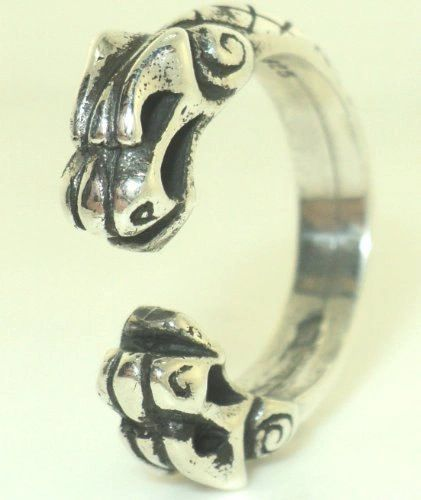 Double Headed Dragon Ring (JC-1031)