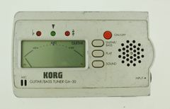 KORG GA-30 Guitar & Bass Tuner