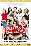 American Pie 2 (DVD, 2002, Widescreen; Collector's Edition)