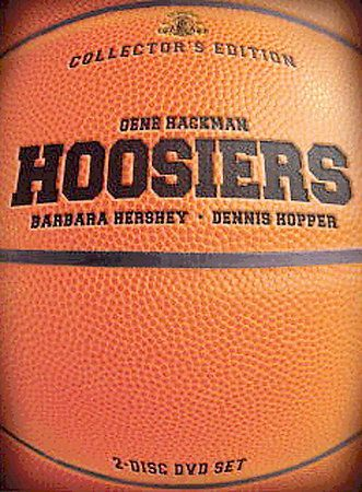 Hoosiers (DVD, 2009, 2-Disc Set, Collector's Edition)
