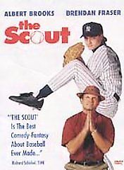 The Scout (DVD, 2001)