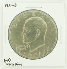 1971-D Eisenhower Dollar RATING: (VF) Very Fine N2-2511-15