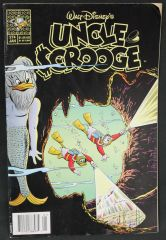 WALT DISNEY'S UNCLE SCROOGE #274 GLADSTONE COMICS 1993 CARL BARKS SCUBA DIVING