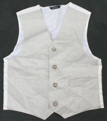 Boys dress vest size 6