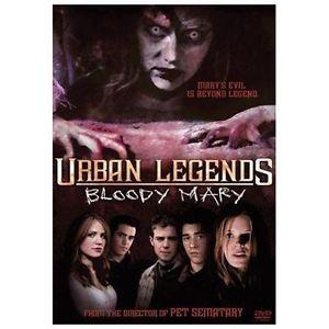 Urban Legends: Bloody Mary (DVD, 2005)