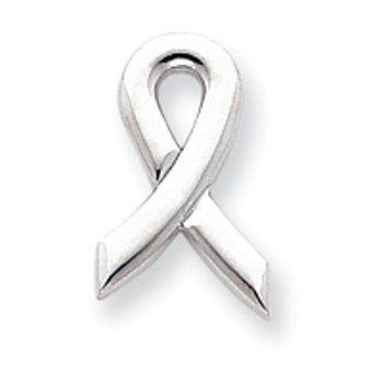 3-D Breast Cancer Awareness Lapel Charm (JC-793)