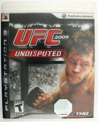 UFC Undisputed 2009 (Sony Playstation 3, 2009)