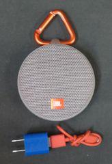 JBL Clip 2 Waterproof Portable Bluetooth Speaker - Gray