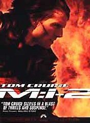 Mission: Impossible II (DVD, 2000, Widescreen Collection)