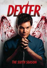 Dexter - The Complete Sixth Season (DVD, 2008, 4-Disc Set)