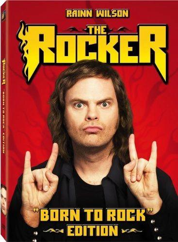 The Rocker (DVD, 2009, 2-Disc Set, Includes Digital Copy)