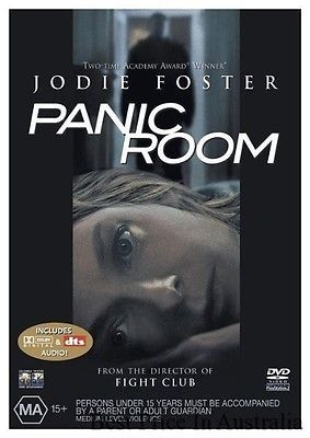Panic Room (DVD, 2002)