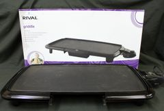Rival 20 Inch Electric Griddle