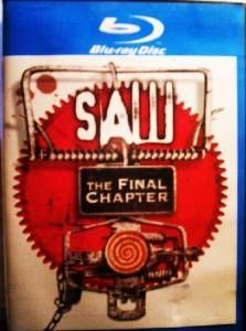 Saw: The Final Chapter (Blu-ray/DVD, 2011)