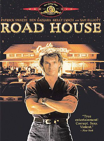 Road House (DVD, 2003, Widescreen & Full Frame) Patrick Swayze