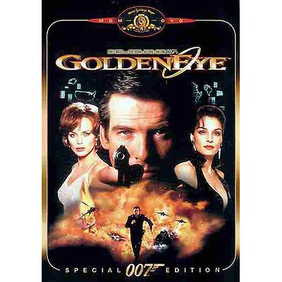 Goldeneye (Blu-ray Disc, 2013) James Bond 007
