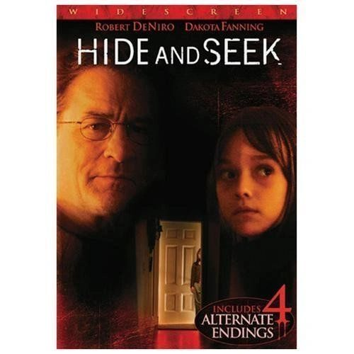 Hide and Seek (DVD, 2005, Widescreen)