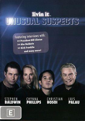 LIVIN IT: UNUSUAL SUSPECTS (DVD, 2005)