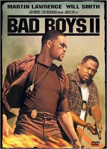 Bad Boys II (DVD, 2003, 2-Disc Set, Special Edition)