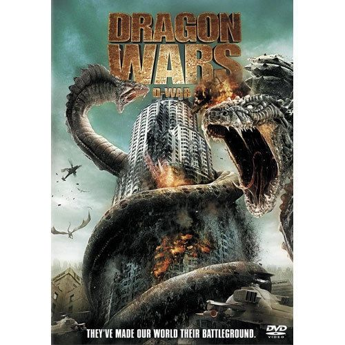 Dragon Wars (DVD, 2008)