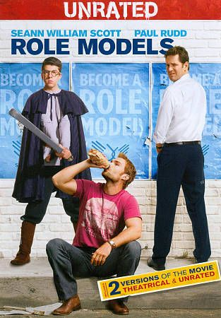 Role Models (DVD, 2010, Rated/Unrated)