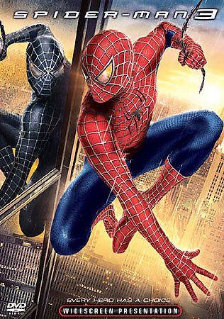 Spider-Man 3 (DVD, 2007, Widescreen)