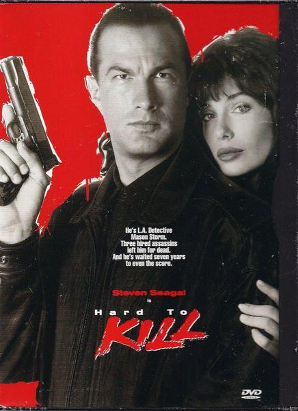 Hard to Kill (DVD, 1998 WS/FS)