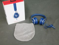 Beats by Dr Dre EP Wired Headband Headphones Blue A1746 ML9D2LLA