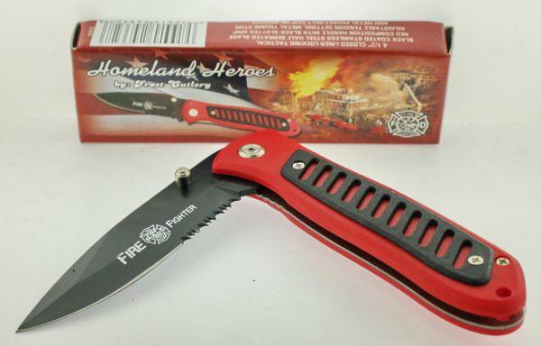 Frost Cutlery Homeland Heroes 16-654FF Knife